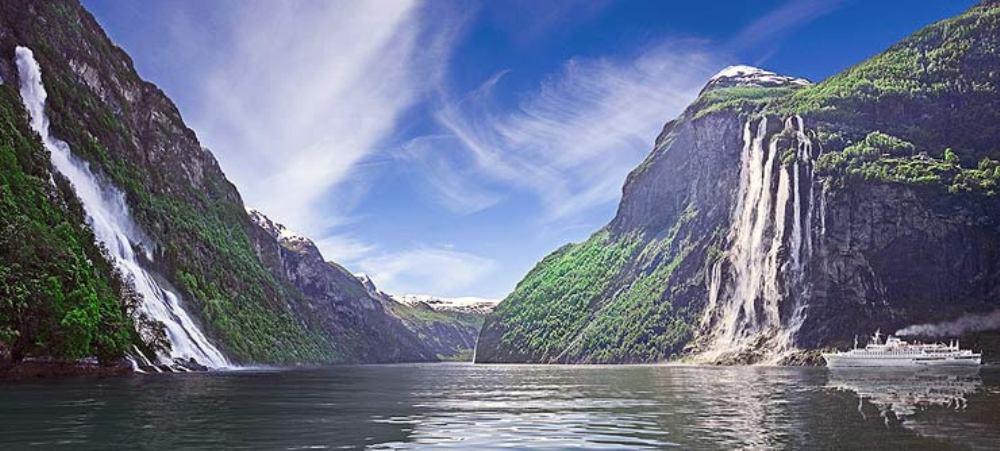 Resultado de imagen de Chistes sobre los fiordos noruegos